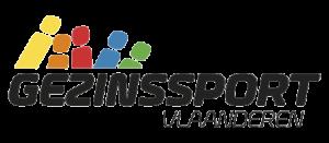 Gezinssport Vlaanderen Knuffelturnvriendjes-Logo